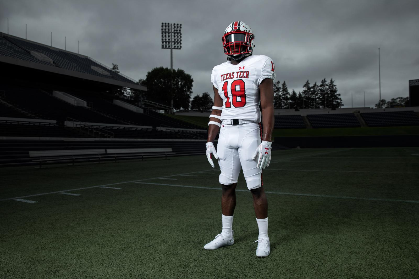 52d8009ff8a Texas Tech to Wear Throwback (and Better) Uniforms Against TCU ...